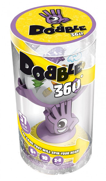 Dobble 360 Grad - Reaktionsspiel