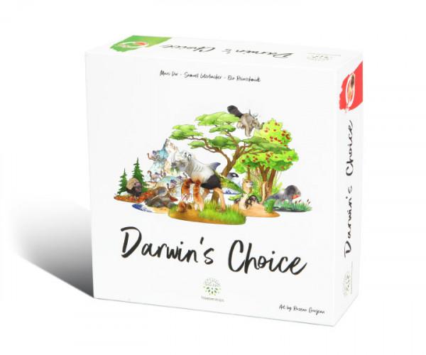 Darwins Choice - strategisches Kartenspiel