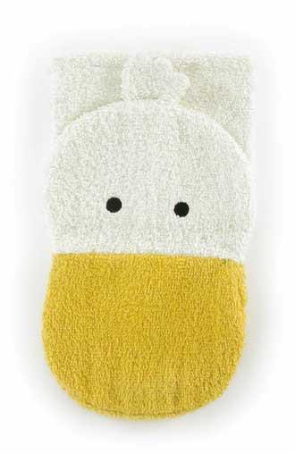 Waschlappen Tiermotiv - Ente