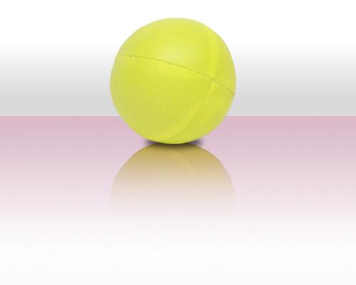 Jonglierball Beanbag 130g - gelb uni