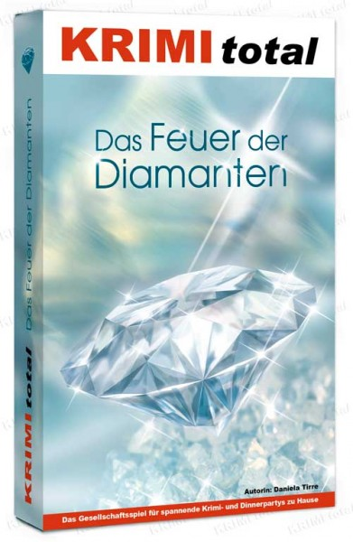 Krimitotal - Das Feuer der Diamanten