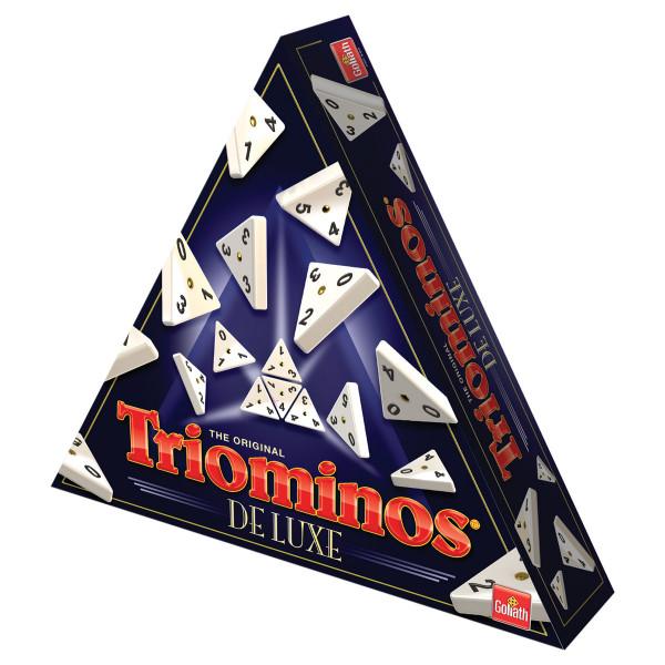 Triominos de Luxe - Dreieckiges Domino