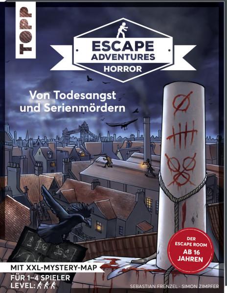 Escape Adventures HORROR - Von Todesangst und Serienmördern