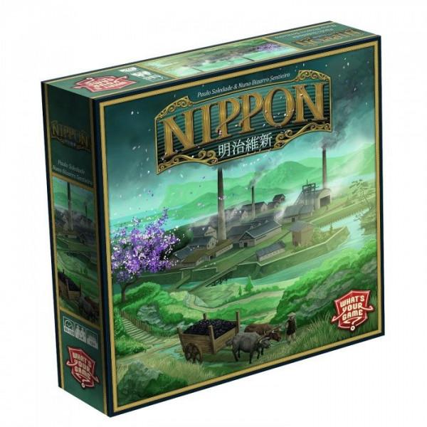 Nippon - Strategiespiel