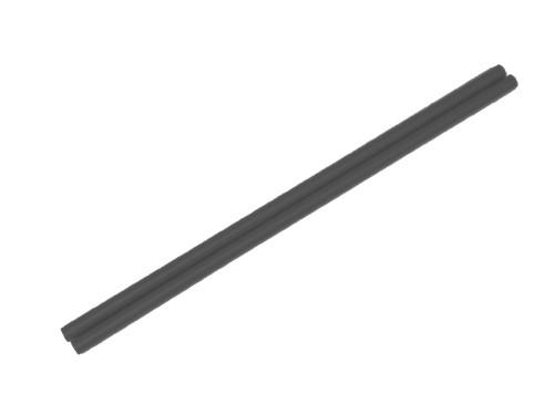 Devilstick Handstäbe 14mm - schwarz