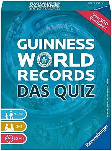 Das Guinness-Spiel der Rekorde