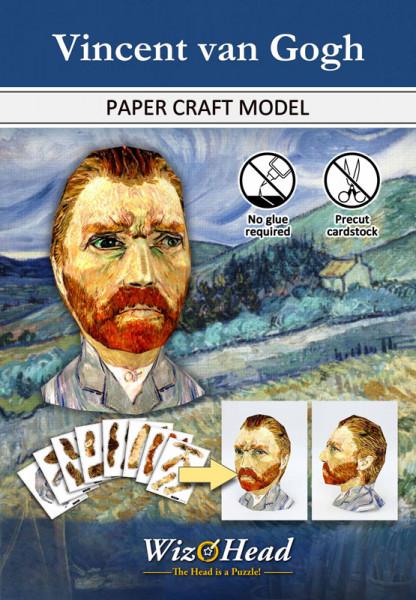 Wiz Head - Vincent van Gogh
