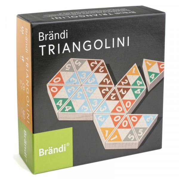 Brändi Triangolini - Legespiel