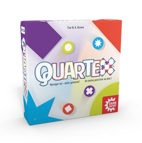 Quartex - Das Legespiel