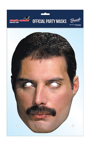 Freddie Mercury Maske