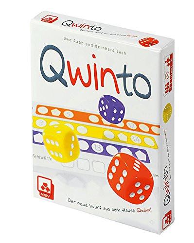 Qwinto - Würfelspiel