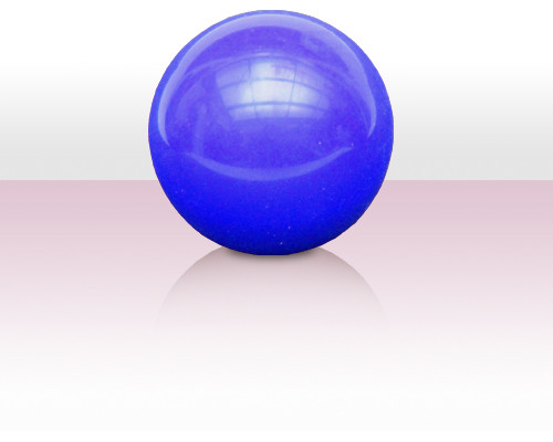 Stageball 100mm blau