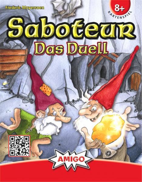 Saboteur- Das Duell - Kartenspiel