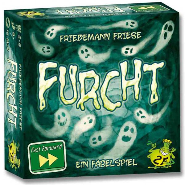 Furcht - ein unterhaltsames Kartenspiel
