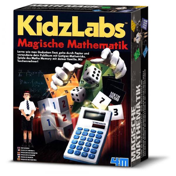 Magische Mathematik - Set mit über 15 Tricks