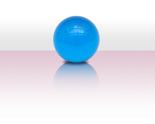 Acrylball 70mm - blau