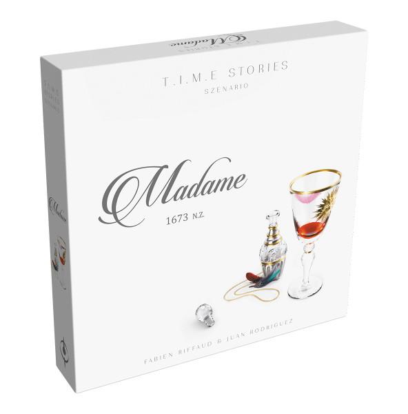 TIME Stories - Erweiterung - Madame