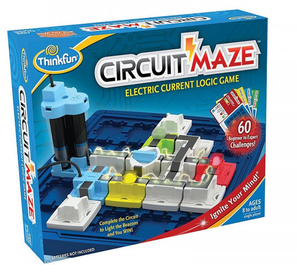 Circuit Maze, Elektro-Logik-Labyrinth