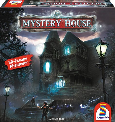 Mystery House - 3D-Escape Spiel