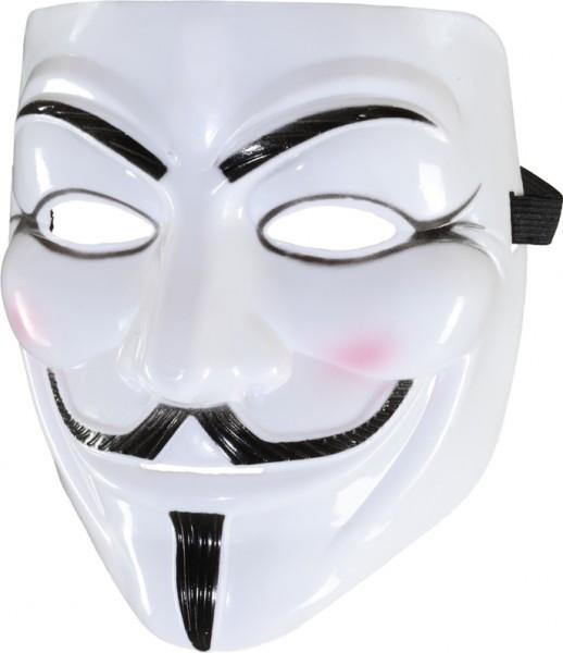 Maske Vendetta