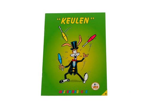 Anleitungsheft Keulen (Englisch)