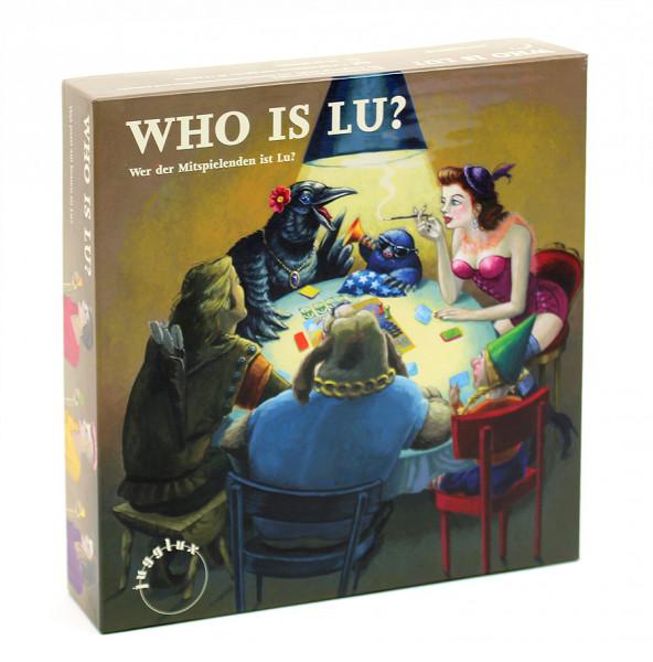 Who is Lu - wer der Mitspielenden ist Lu?