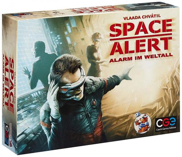 Space Alert - Kooperatives Spiel
