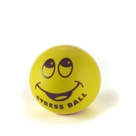 Knetball Smiley Stressball Gag Bälle Spezial Bälle