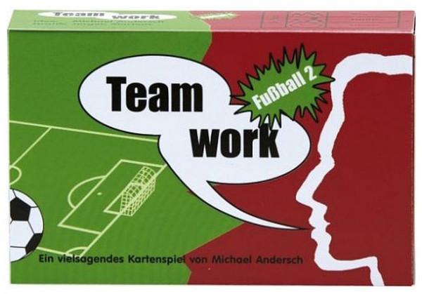 Teamwork - Fussball 2 - Kartenspiel