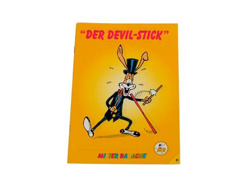 Anleitungsheft Devilstick (Englisch)