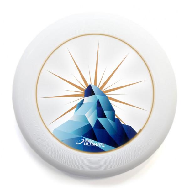 Offizielle Swiss Ultimate Disc - Matterhorn by Day