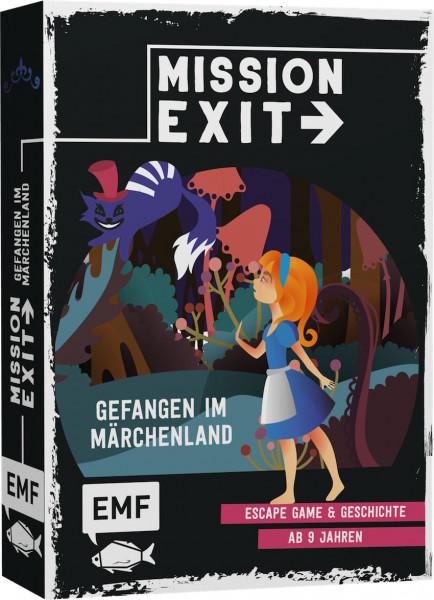 Mission Exit - Gefangen im Märchenland
