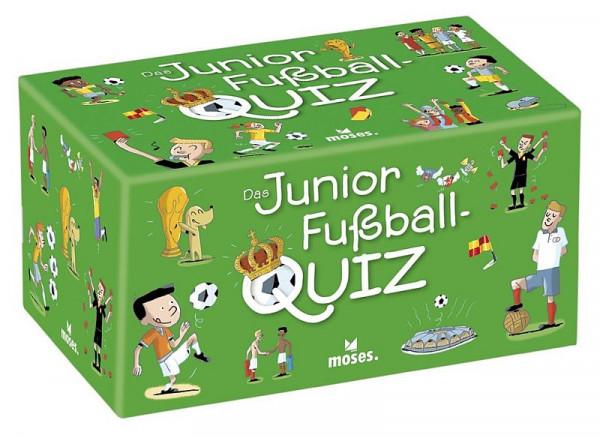Das Junior Fussball-Quiz