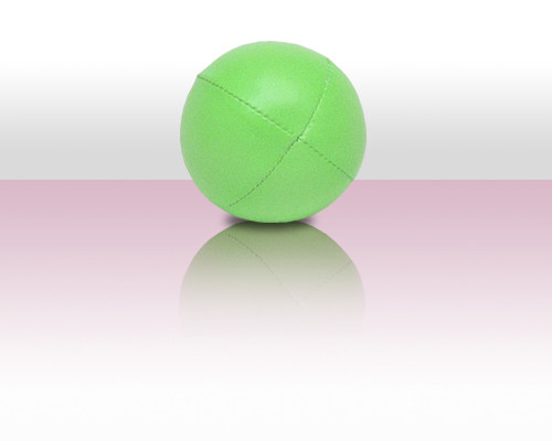 Jonglierball Beanbag 110g - grün uni