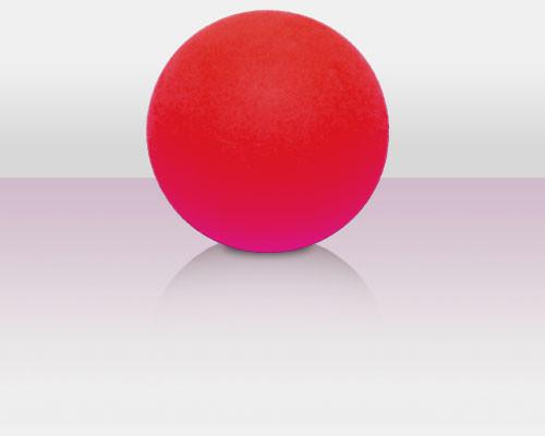 Stageball 100mm rot - Peach