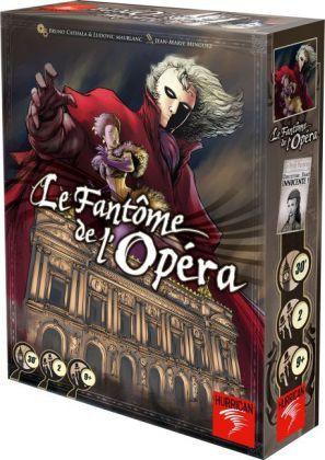 Le Fantome de l'Opera - das Spiel