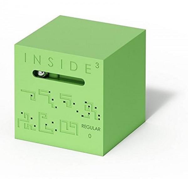 Inside 3 the cube - Regular - Grün