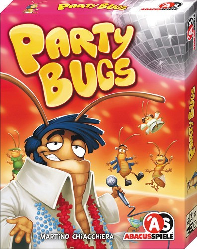 Party Bugs - das Spiel