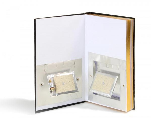 Hot Book Deluxe - Brennendes Buch - Zaubertrick