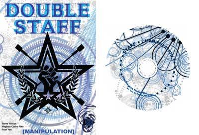 DVD - Double Staff Manipulation