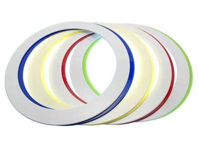 Ring Reverso - der Farbwechselnde - gelb