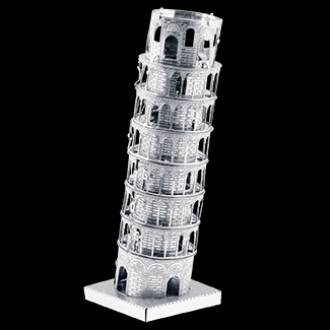 Metal Earth Modellbausatz - Schiefer Turm Pisa