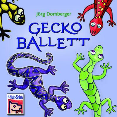 Gecko-Ballett - Memoryspiel