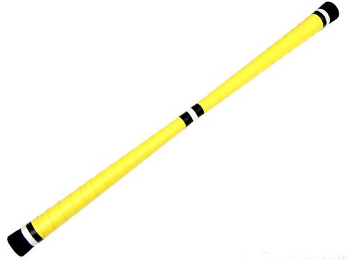 Devilstick Grip - der Haftende - gelb