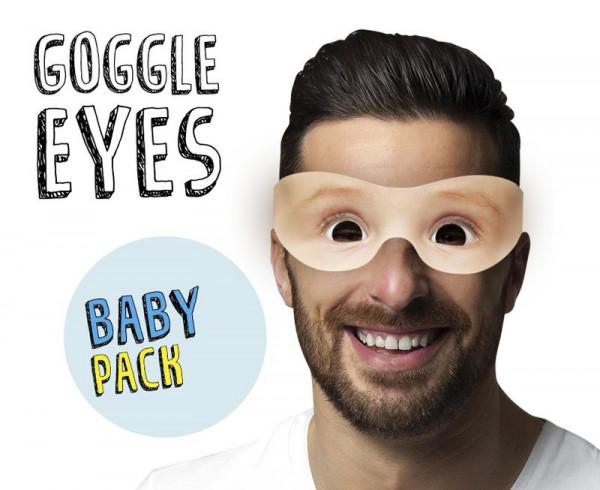 Goggle Eyes Augenmaske - Baby Pack