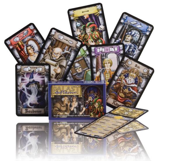 Palast Geflüster - Kartenspiel