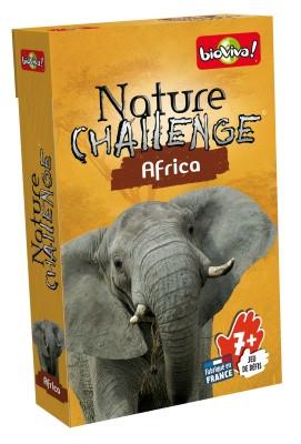 Quartett - Herausforderung Natur Afrika