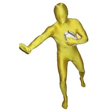 Ganzkörperkostüm Morphsuits - gelb (L)