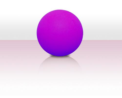 Stageball 72mm violett - Peach