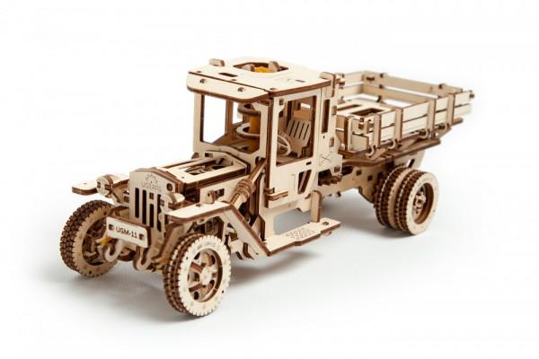 Ugears - mechanischer Holzbausatz - Truck UGM-11